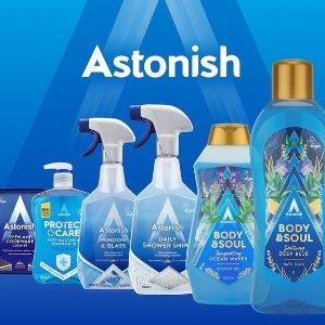 750ml装€4.3/瓶Astonish 强力霉菌去除、清洁消毒 换季大扫除、退租必入神物