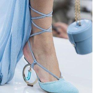 低至4折 建筑感美鞋Jacquemus 精选鞋包衣热卖