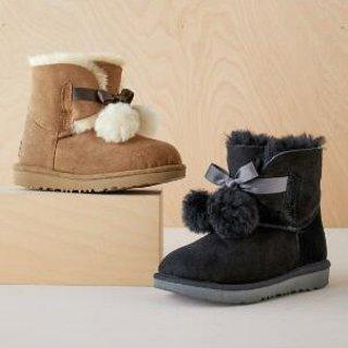 UGG Gita Genuine Sheepskin Lined Boot  Toddler & Little Kids
