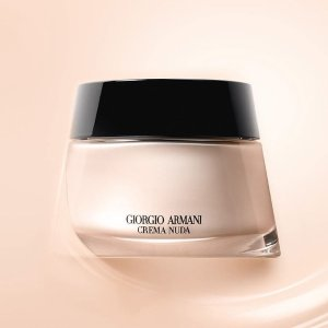 Last Day: 15% off+ free gifts with $150+ CREMA NUDA SUPREME GLOW REVIVING TINTED CREAM orders @ Giorgio Armani Beauty