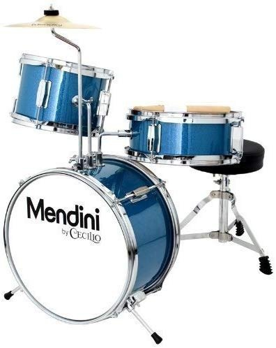 Mendini 小军鼓3件套 (含鼓槌,脚踏板等)
