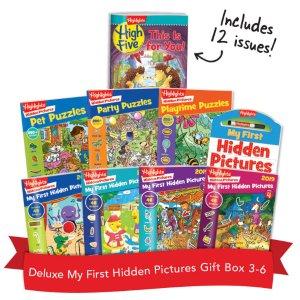 2折起Highlights 儿童益智书籍清仓 经典品牌影响几代美国儿童