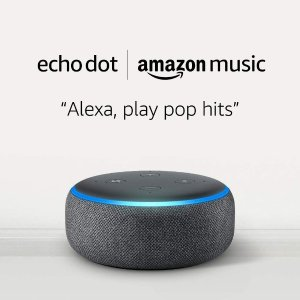 $8.98Echo Dot (3rd Gen) and 1 month of Amazon Music Unlimited