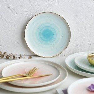 15% Off $60Spiral Surprise Ceramic Plate from Apollo Box