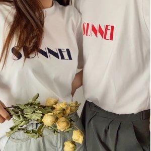 一律6折 快收封面管栎同款SUNNEI 意大利小众品牌 潮人们都已经上身的宝藏T恤