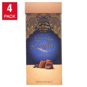 松露巧克力4盒装