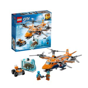 $40.38LEGO City Arctic Air Transport 60193 Building Kit (277 Piece), Multicolor