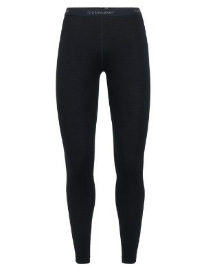 Womens Merino 260 Tech Leggings Thermal Base Layer| icebreaker