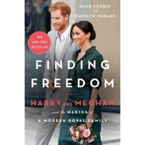 《寻找自由:哈利与梅根与现代王室的建立》