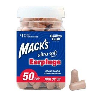 $5.98Mack's Ultra Soft Foam Earplugs, 50 Pair