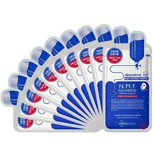 Mediheal每片仅£1.3可莱丝平价补水美容针面膜10片