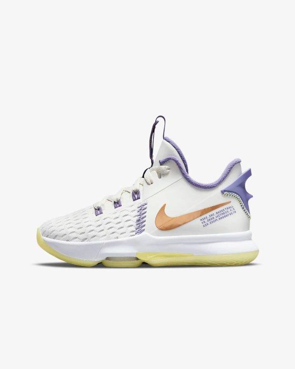 大童 LeBron Witness 5 篮球鞋