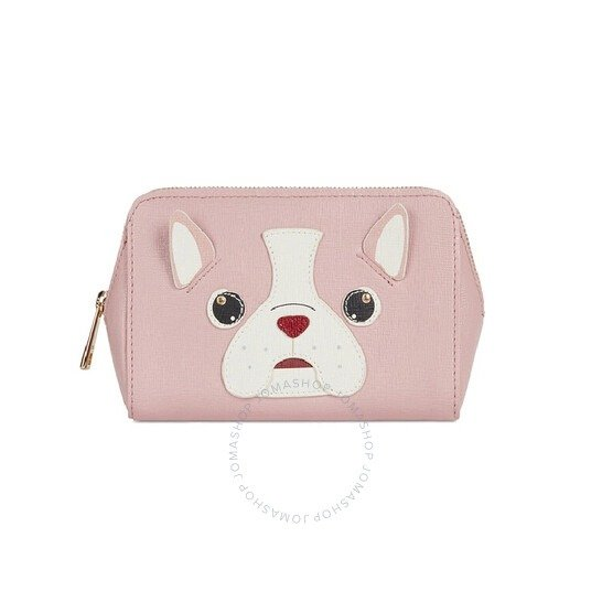 Pink Electra 狗子化妆包