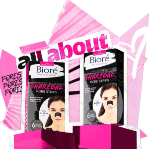 Today Only: $5.99on Any Biore Strips @ CVS.com