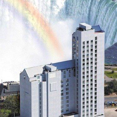 尼亚加拉大瀑布 橡树瀑布景观酒店 加拿大侧