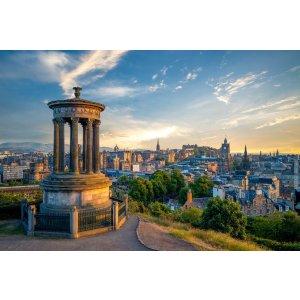 爱丁堡1~2天自由行-伦敦出发含机酒