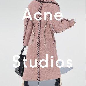 直邮中国Acne Studios 服饰清仓区低至2.5折热卖