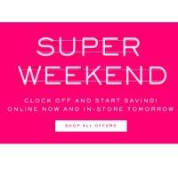 Myer 超级周末上线 年末购物嗨起来