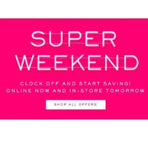 低至5折 乐高享第二件半价Myer 超级周末上线 年末购物嗨起来