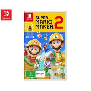 Nintendo超级马力欧创作家2