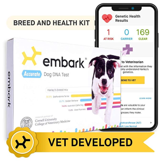 Dealmoon Exclusive: Embark Dog DNA Test Kit
