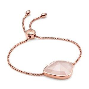 Siren Nugget Cocktail Friendship Chain Bracelet | Monica Vinader