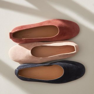 经典穆勒鞋 超舒适单鞋Everlane官网 The Day系列美鞋全新上线热卖