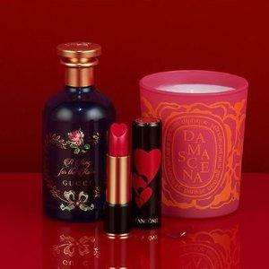 好礼$40起 网红TF白管口红套盒有货Selfridges 情人节送礼必备的美妆、护肤礼盒热卖