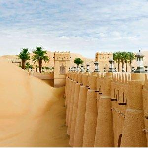 758欧两人起 三餐全包+儿童托管探索沙漠中的奇迹之城 aida邮轮7日圣诞之旅