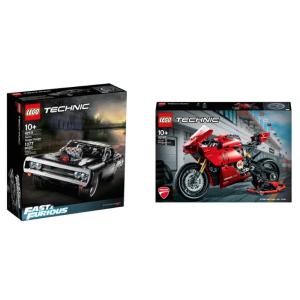 LEGO Technic 42107+42111