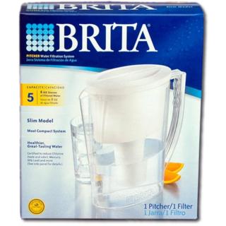 $14.97(原价$17.76)Brita 滤水壶 5杯量+赠1个滤芯, 喝好水 更健康
