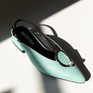 低至3折+额外8折Yuul Yie 美鞋热卖 时尚博主最爱设计款仅$100+
