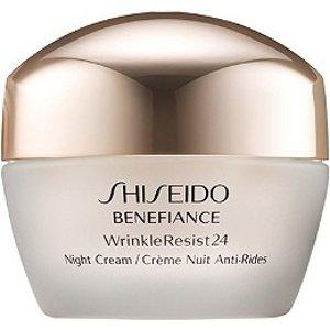 Shiseido盼丽风姿 晚霜
