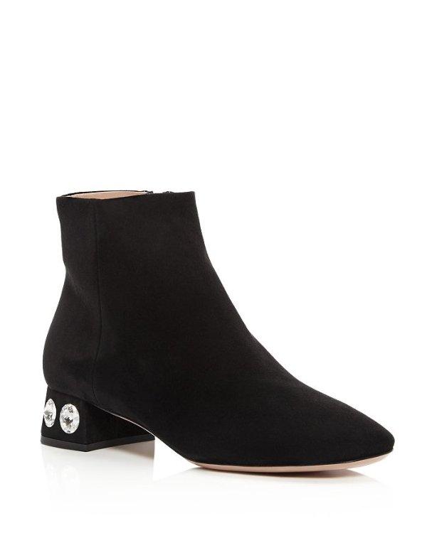 Women's Rocchetto 低跟靴