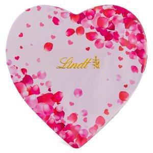LindtValentine LINDOR Heart Tin (30-pc, 12.7 oz)