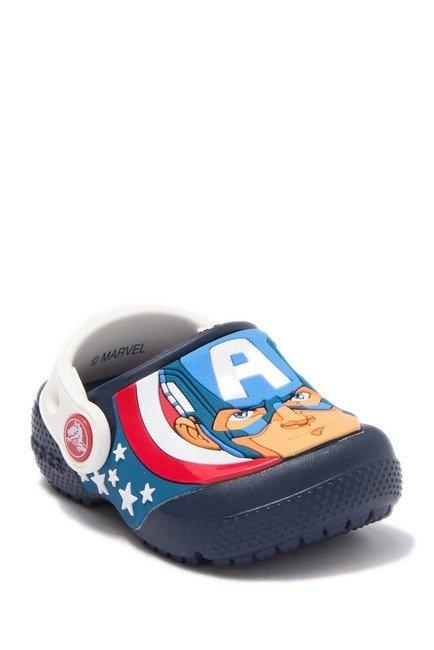 美国队长洞洞鞋