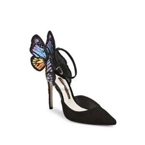 Sophia Webster蝴蝶高跟鞋