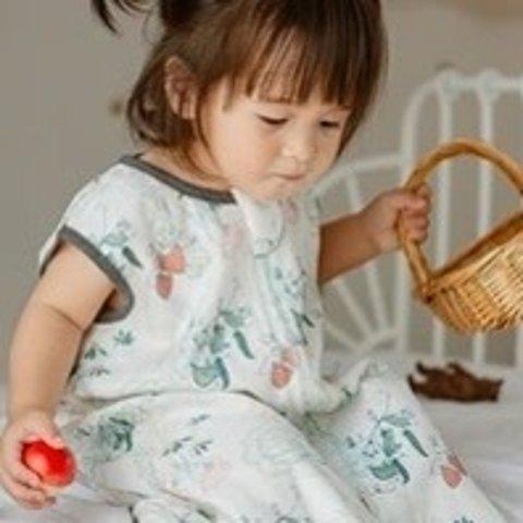 难得8.5折 竹棉纱制 轻盈细腻即将截止:Nest Designs 儿童睡袋、毯子等必备产品特卖