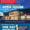 4月25-26日 还有各种免费样品赠送加拿大首家Costco商业中心开放日!不用会员卡也能购物