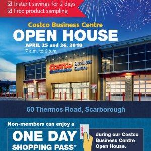 还有各种免费样品赠送即将截止:加拿大首家Costco商业中心开放日!不用会员卡也能购物