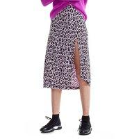 Maje 豹纹半裙