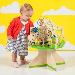 $65.99(原价$99.99)Manhattan Toy Tree 树屋冒险中心好价回归
