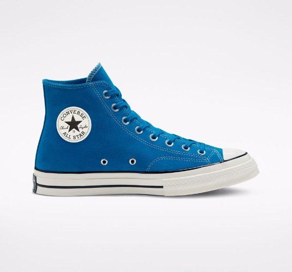 Suede Chuck 70 麂皮运动鞋
