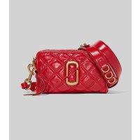 Marc Jacobs 红色菱格相机包