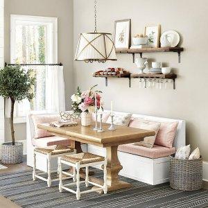 低至$5.4Ballard Designs 设计师家居夏日大促 收高品质家具家饰