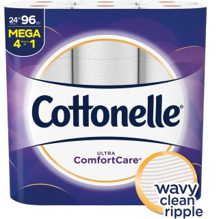 $19.16Cottonelle Ultra GentleCare Toilet Paper, Sensitive