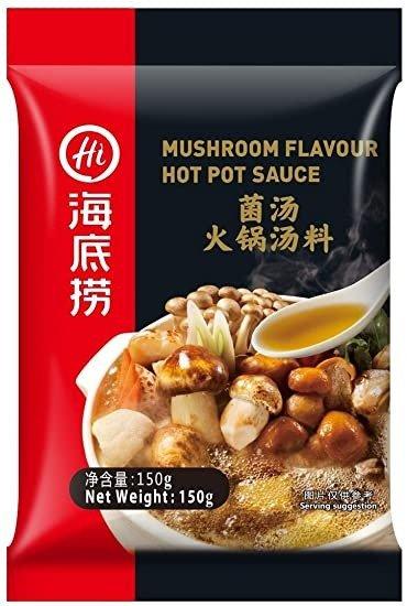菌汤火锅底料