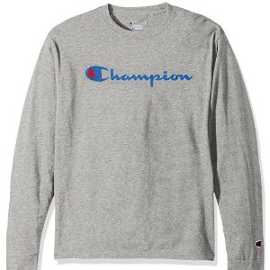 From $17.99Champion LIFE Men's Cotton Long Sleeve Tee On Sale @ Amazon