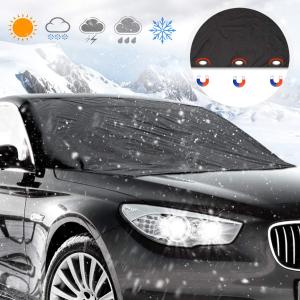 $7.97(原价$16.23)手慢无:Lypumso 多用途挡风防雪防晒汽车玻璃罩