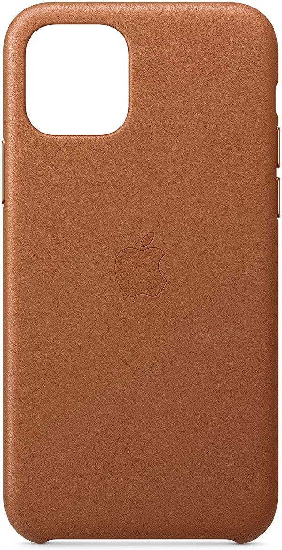 iPhone 11 Pro 官方皮革手机壳